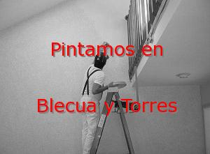 Pintor jerez Blecua y Torres