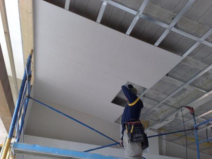 Colocación de pladur - Pintor Jerez